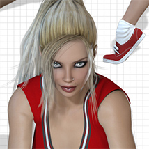 Z Cheerleader - Separates Collection - V4-G2F image 6