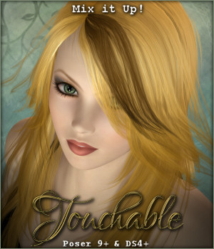 Touchable Lilyanne 3D Figure Essentials -Wolfie-