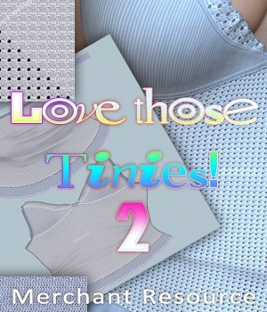 Love Those Tinies 2! - A Merchant Resource 2D Graphics Merchant Resources nirvy