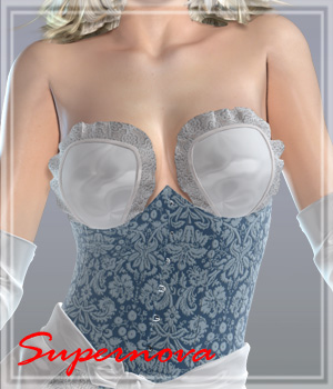 RococoDress 3D Figure Essentials -supernova-