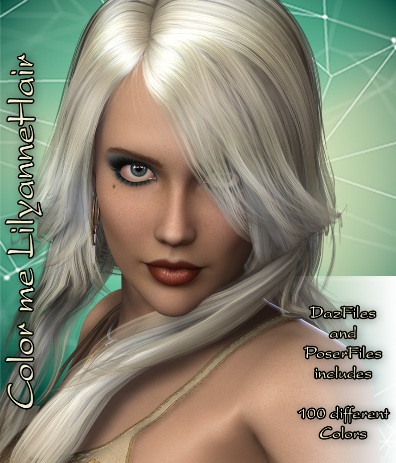 Colorme LilyanneHair by Zoe
