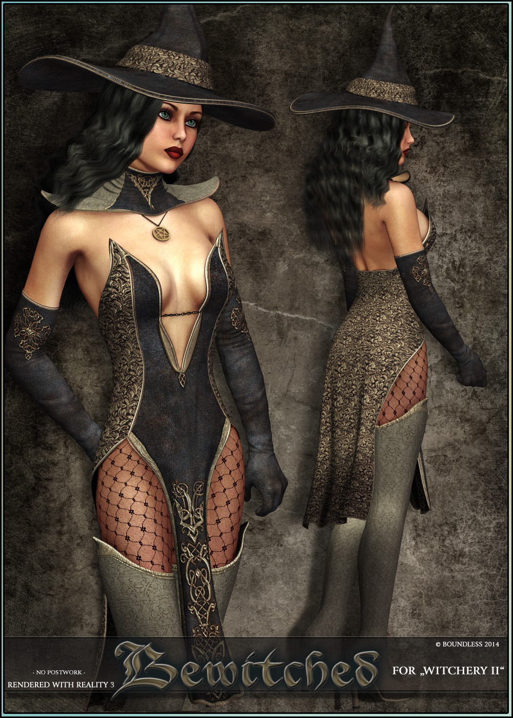 Bewitched for Witchery II