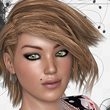 ShoXoloR for Bentley Hair image 1