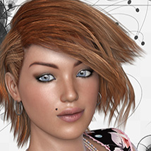 ShoXoloR for Bentley Hair image 5