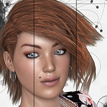 ShoXoloR for Bentley Hair image 7