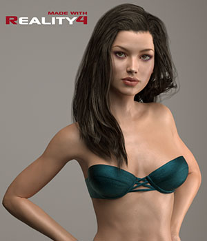 Reality 4 - DAZ Studio Edition Software Pret-a-3D
