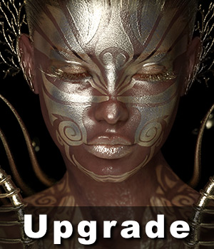 Upgrade to Reality 4 - DAZ Studio Edition Software Pret-a-3D