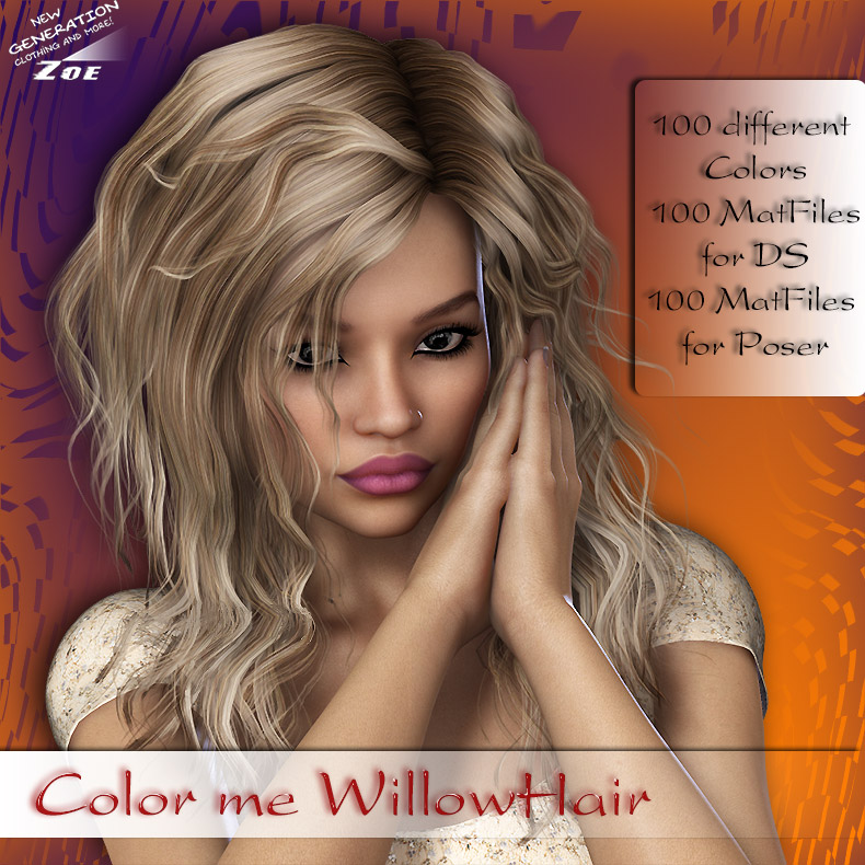 Colorme WillowHair by Zoe