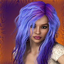 Colorme WillowHair image 4