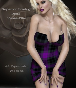 DateLine I   V4-A4-Elite 3D Figure Essentials nirvy