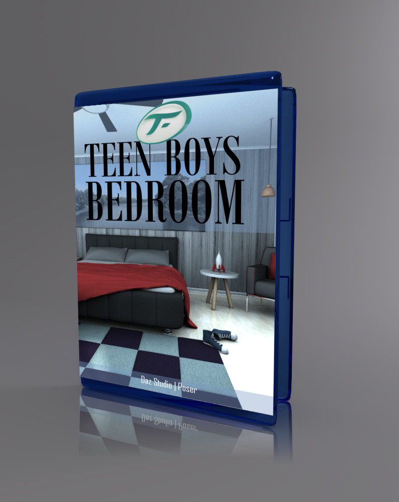 Kids Bedroom 3d Model teen boys bedroom 3d models truform