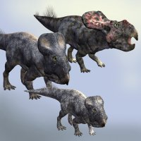ProtoceratopsDR - Extended License 3D Models Extended Licenses Dinoraul