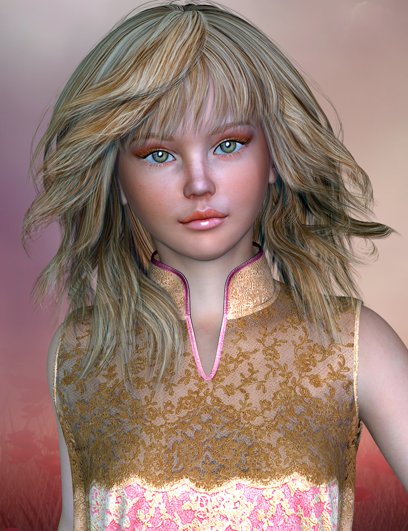 Isabelle for Genesis 2 Female (Belle) by Virtual_World