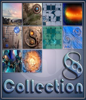 Collection8 2D Graphics KuzMich