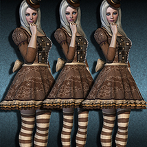 McKinley's Closet Clothing for Genesis 2 And Dolly image 6