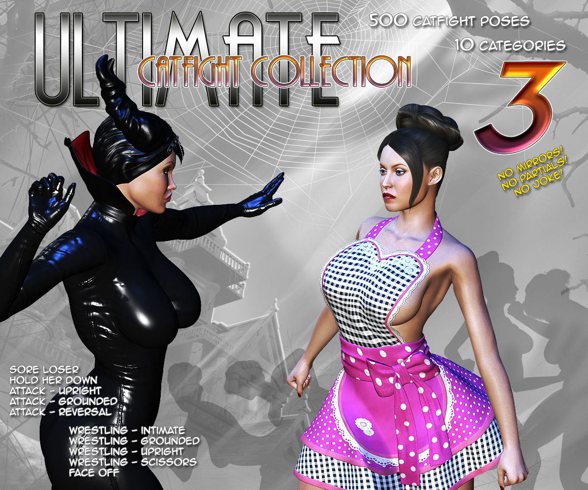 Ultimate Catfight Collection - Part 3