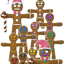 S1M Gingerbread Man image 1