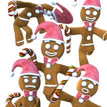 S1M Gingerbread Man image 2