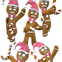 S1M Gingerbread Man image 3