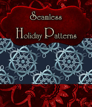 More Holiday Patterns 2D Graphics Merchant Resources antje