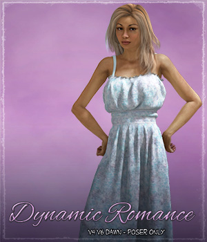 Dynamic Romance 3D Figure Essentials Grappo2000