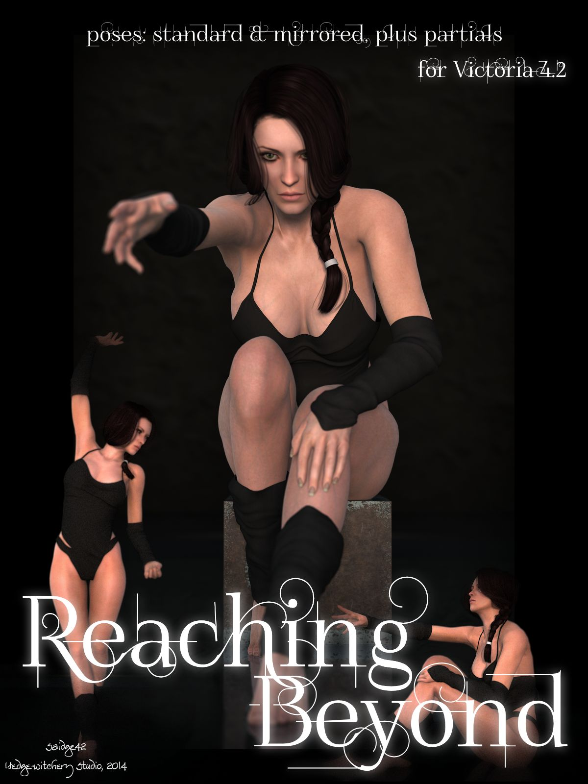 Reaching Beyond Poses