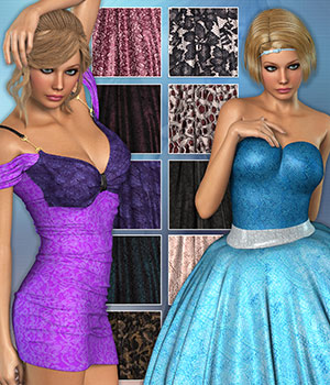 PM - Real Lace 2D Merchant Resources Atenais