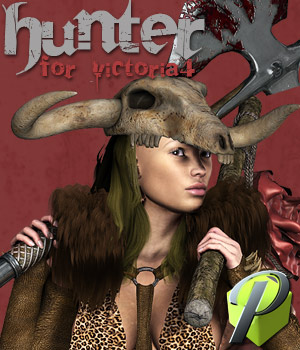 Hunter V4 A4 G4 Elite 3D Figure Essentials powerage