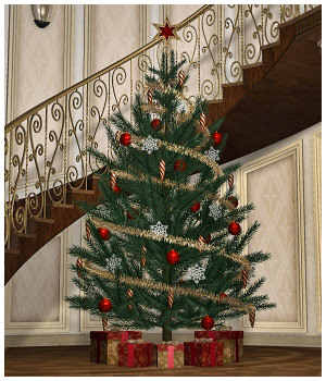 GCD Christmas Tree by RPublishing