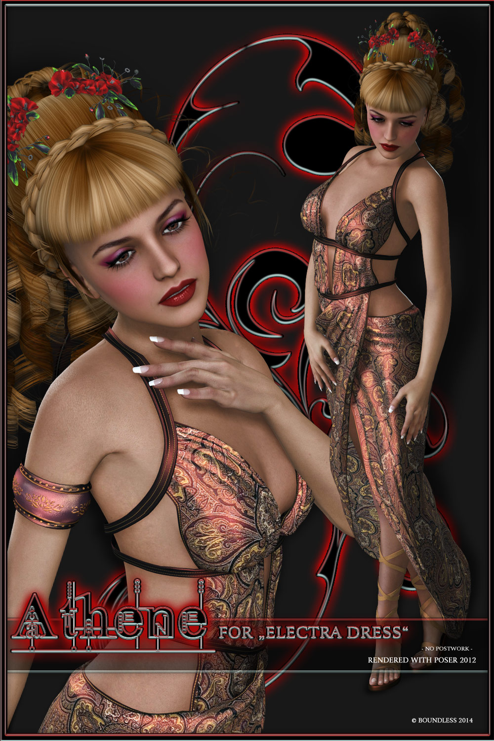 ATHENE for SAV Electra Outfit