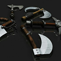 Fantasy Weapons Pack 3 image 2