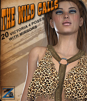 Z The Wild Calls 3D Figure Essentials Zeddicuss