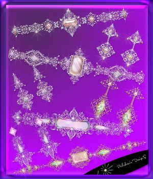 Bijoux de Reveillon 2D Graphics Merchant Resources Perledesoie