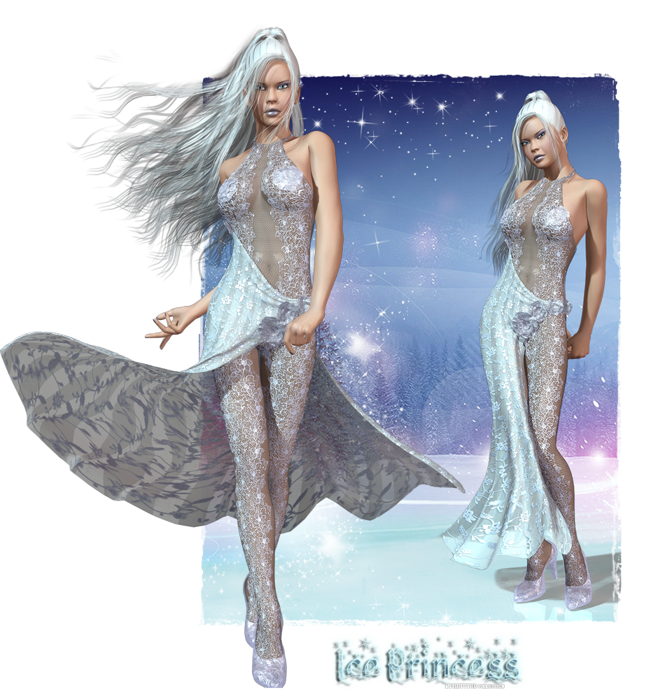 ice princess Ice princess (often being called ip or icey) is the princess of the ice kingdom and the daughter of the ice king she is not evil, and disapproves of her father's habit of kidnapping princesses unlike flame princess, she has a friendly relationship with her father and only has small arguments.