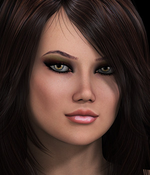 3DSBianca V4 3D Figure Essentials 3DSublimeProductions