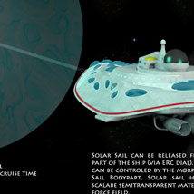 Modesty - Space Yacht image 3