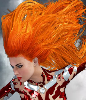 SAV Zero Gravity Hair by StudioArtVartanian