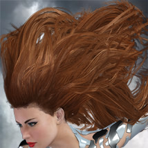 SAV Zero Gravity Hair image 1