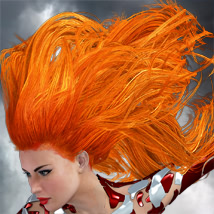 SAV Zero Gravity Hair image 5