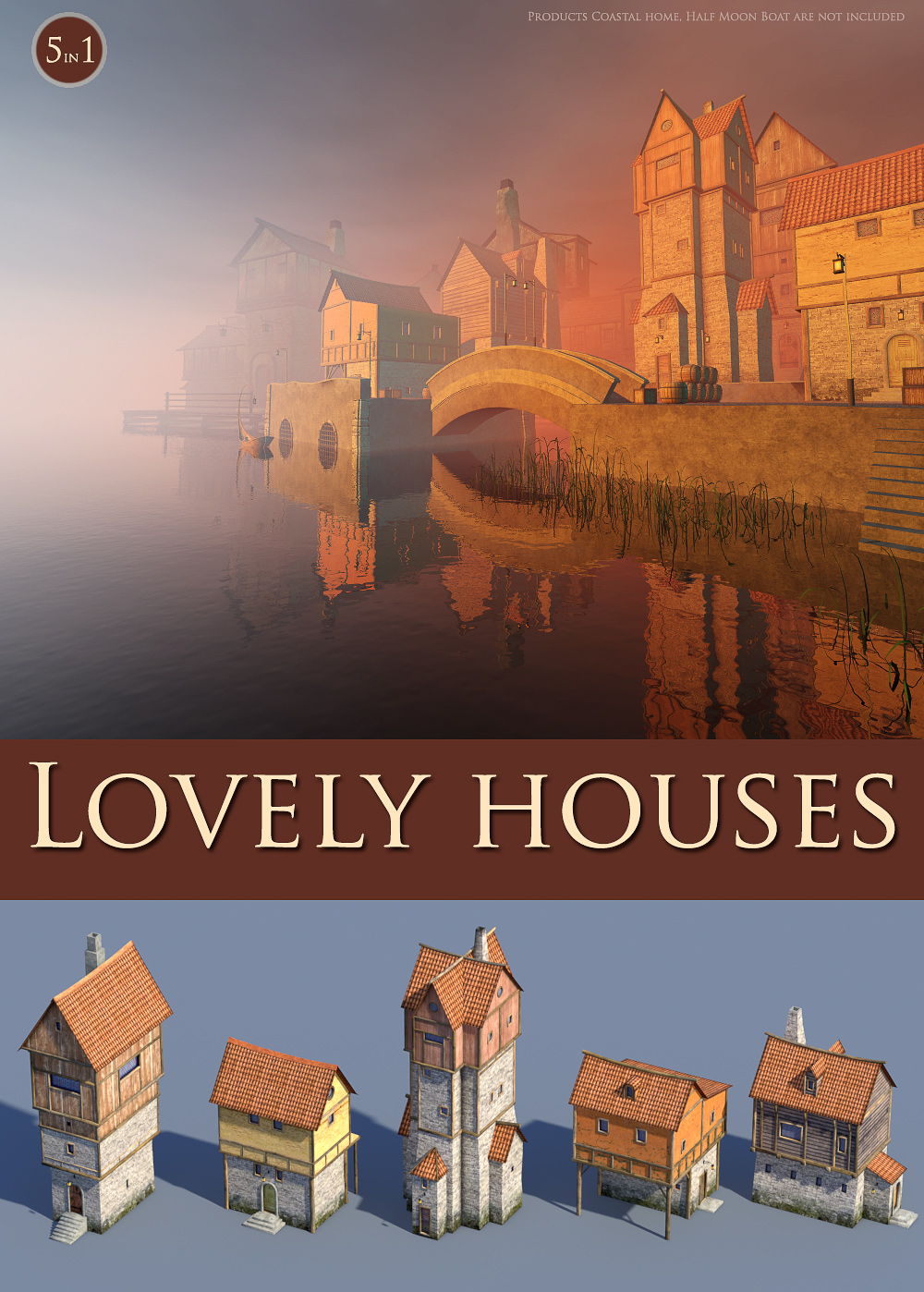 Lovely houses by 1971s