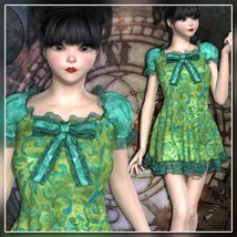 City Girl for V4F outfit image 1