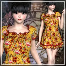 City Girl for V4F outfit image 6