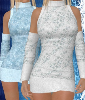 Winter Fun for Winter Fashion 3D Figure Assets ANG3L_R3D