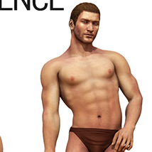 i13 FORCE of nature pose collection for M4/G2M image 3