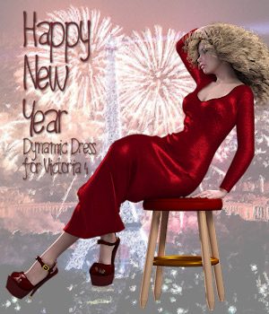 Happy New Year 3D Figure Essentials Tipol