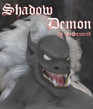 Shadow Demon 3D Models swhawk