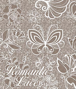 Romantic Laces by Atenais