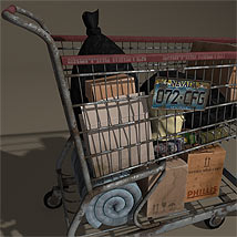 Scavengers Cart image 1