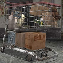 Scavengers Cart image 3