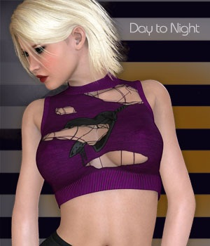 Day to Night - Small Lovely XI 3D Figure Essentials nirvy